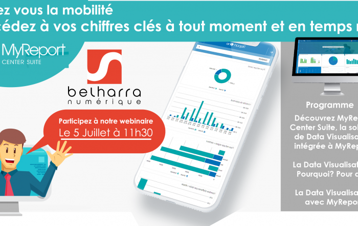 Webinar data visualisation Belharra Numerique Report One