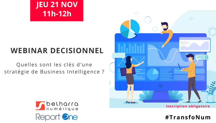webinar Report One Belharra decisionnel