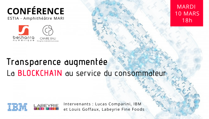 conference blockchain ibm belharra