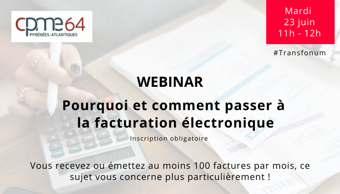 CPME64 - facturation électronique